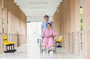 nursing assistant or phlebotomy training